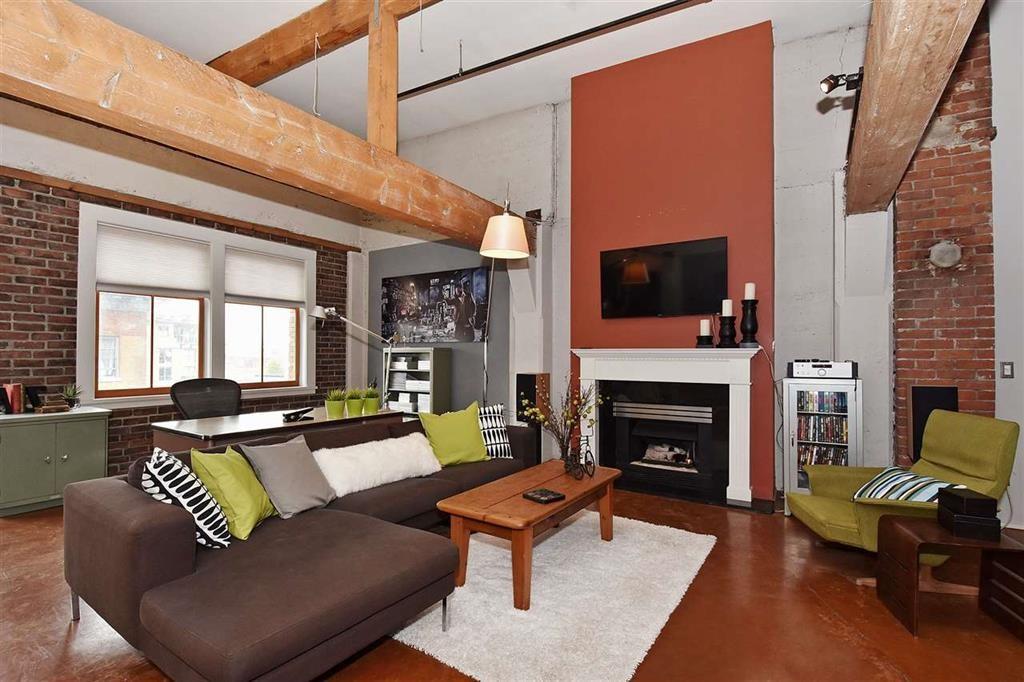 Powell Street loft just sold
