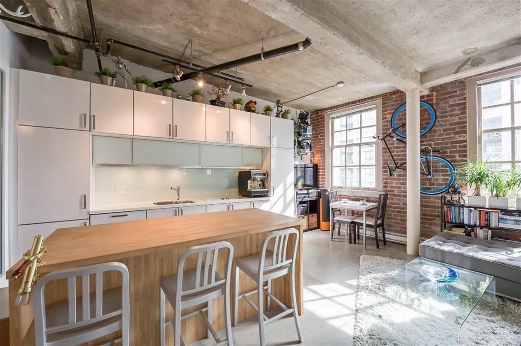 Beatty Street loft just sold