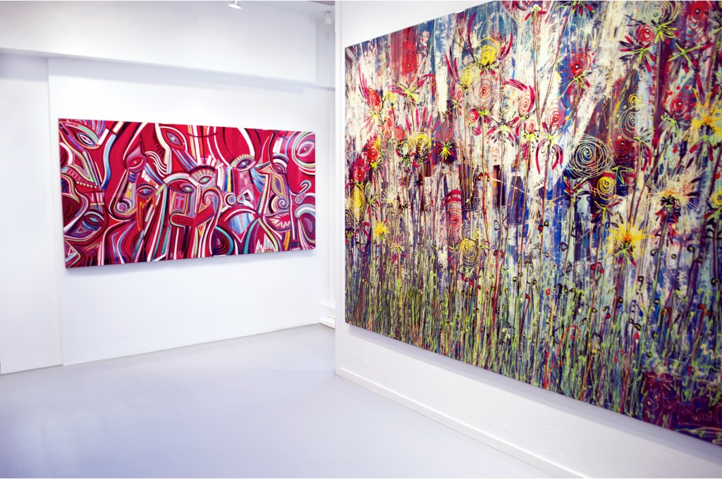 Choosing Art for your Vancouver Home. petercoppard.com