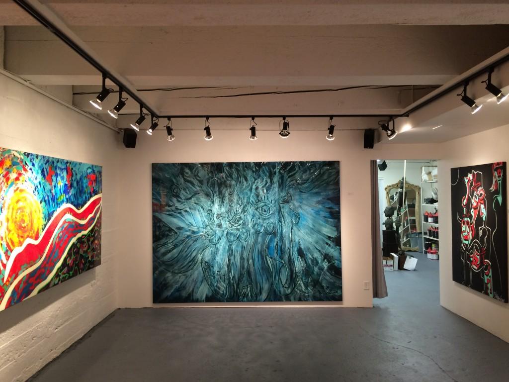 Stewart Stephenson Fine Art Studio. 1063 Hamilton St, Vancouver, BC V6B 5T4. Peter Coppard Real Estate Blog