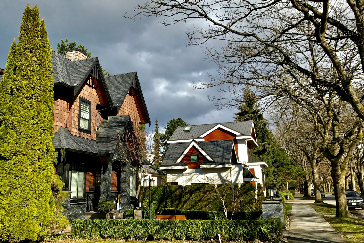 Kitsilano cozy active Neighbourhood Vancouver