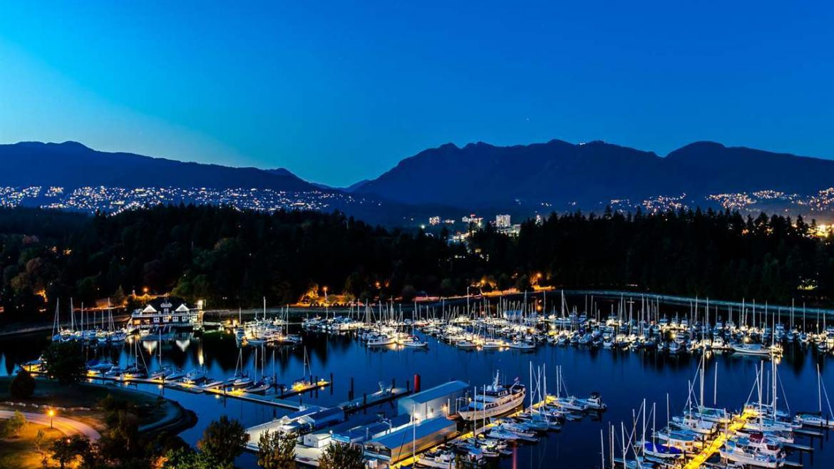 PH4 - 1790 BAYSHORE DRIVE Penthouse for sale in Coal Harbour