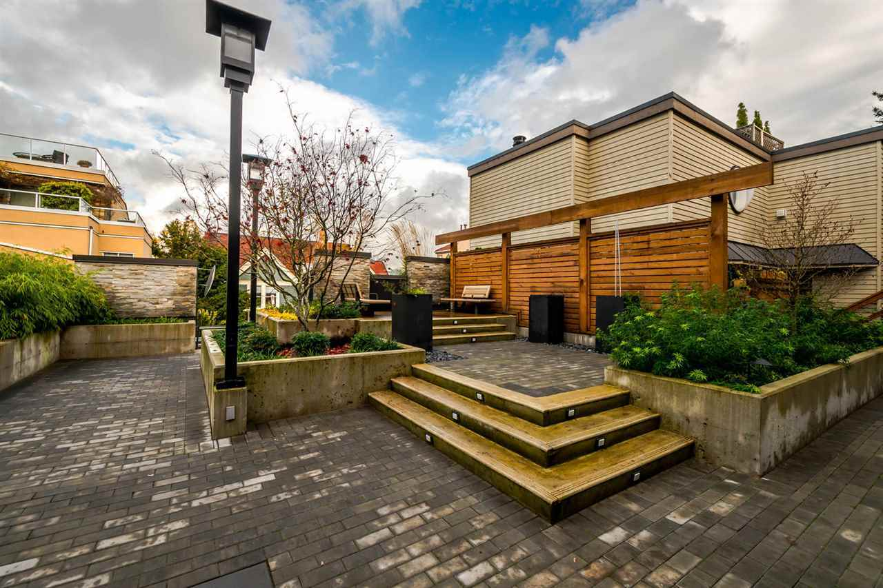 Townhomes for sale in Fairview Vancouver 1263 W 8TH AVENUE