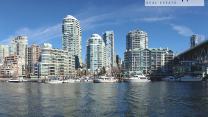 Downtown Vancouver listings for sale condo penthouse loft, real estate
