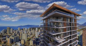 Landmark on Robson -new development