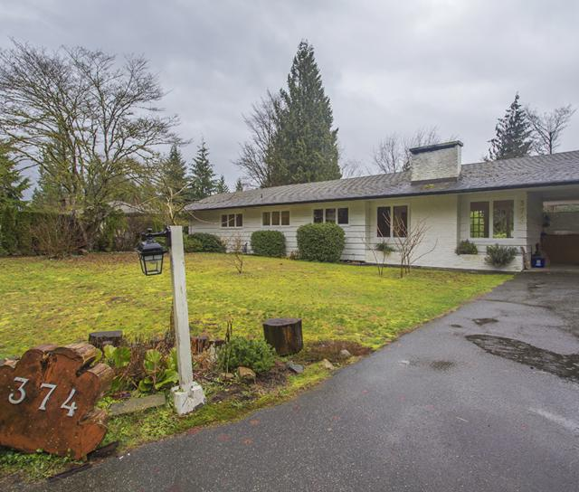 374 Rabbit Lane, British Properties, West Vancouver