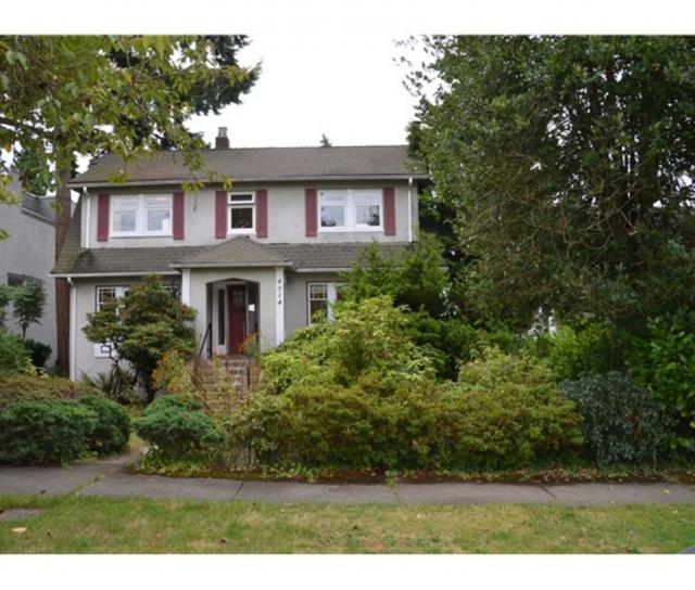 4010 W 34th Avenue, Vancouver West