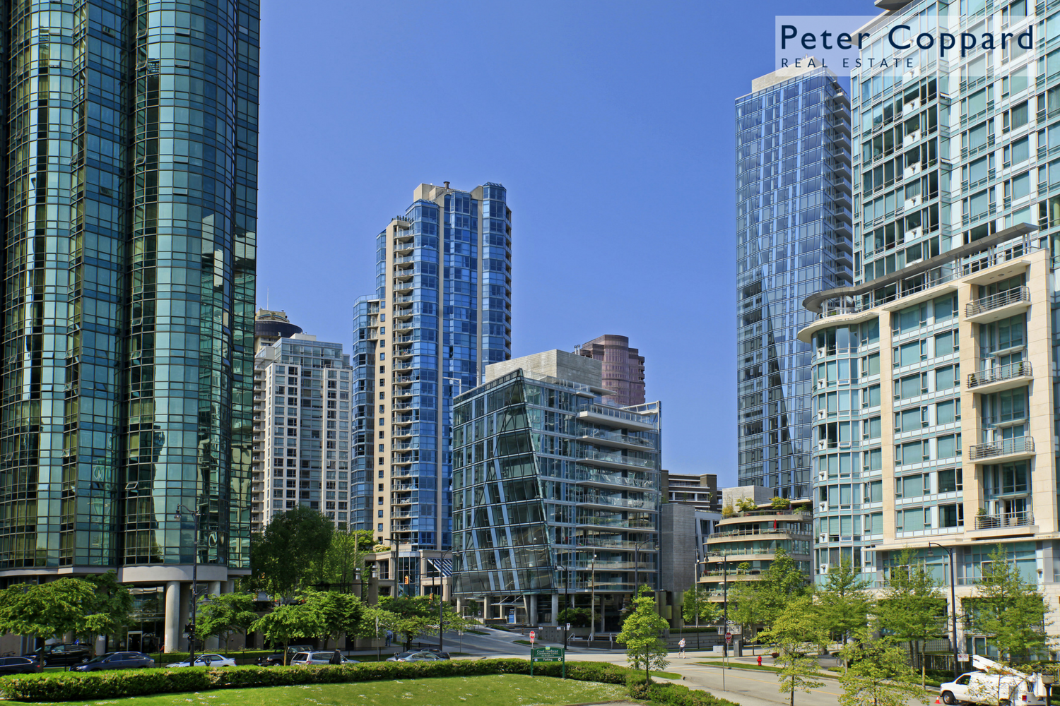 Coal Harbour Townhouses for sale