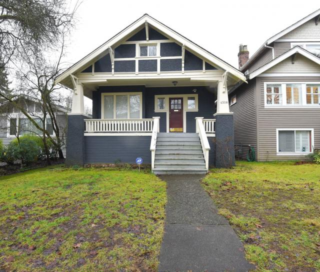 4308 14th Avenue, Point Grey, Vancouver West