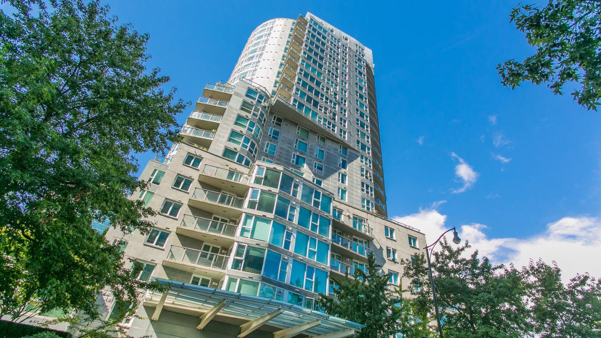 401 - 535 Nicola, Coal Harbour, Vancouver West