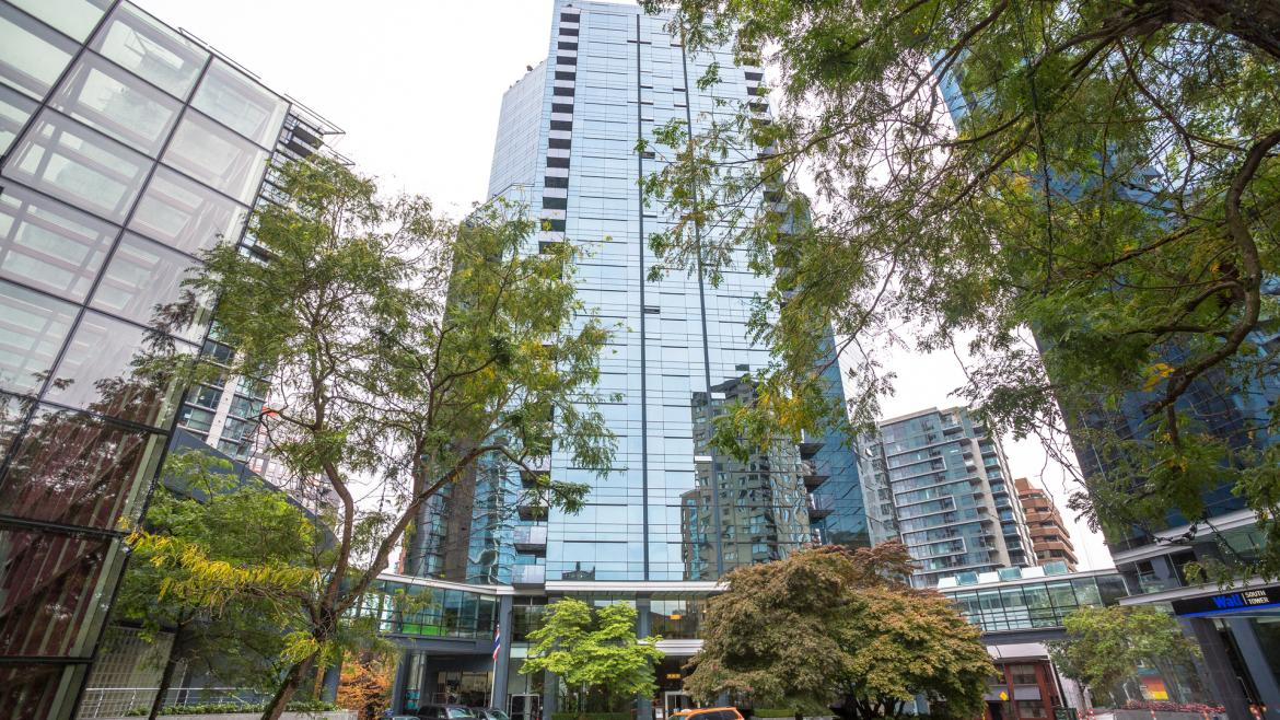503 - 1050 Burrard, Downtown VW, Vancouver West