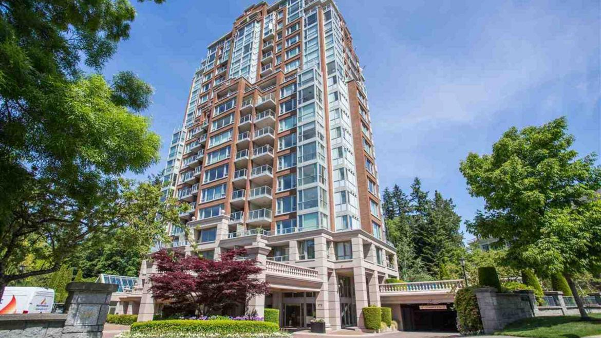 1203 - 5775 Hampton Place, University VW, Vancouver West