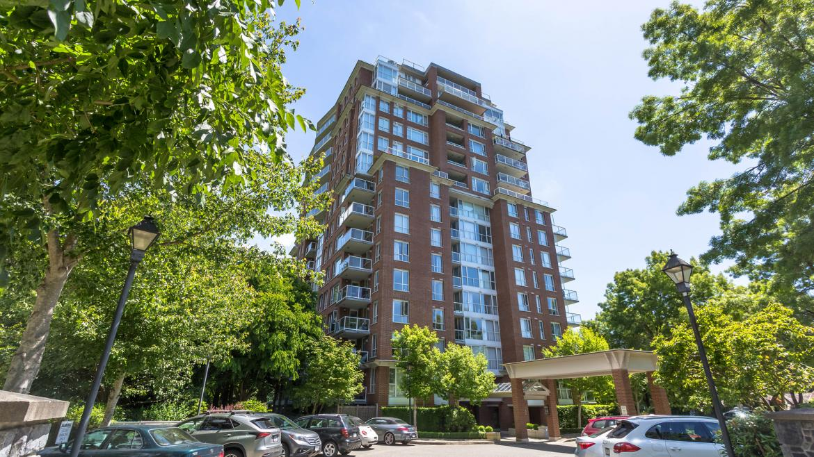 907 - 5615 Hampton Place, University VW, Vancouver West 2