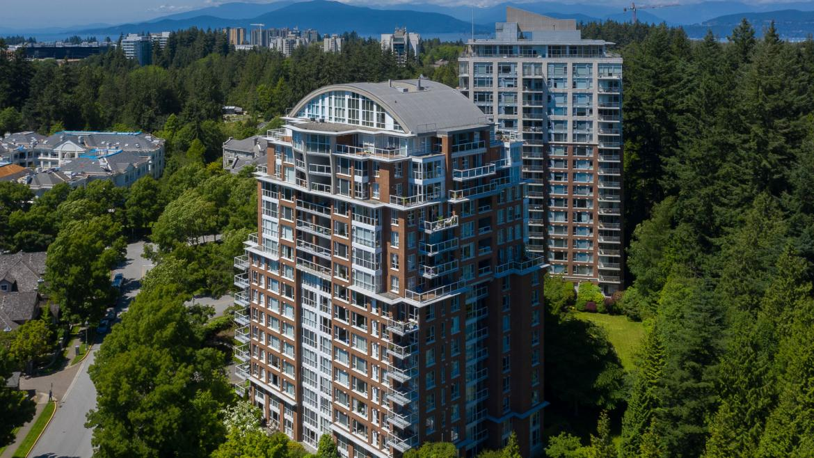 907 - 5615 Hampton Place, University VW, Vancouver West