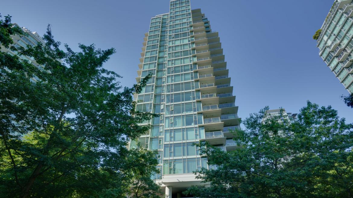 1303 - 1680 Bayshore Drive, Coal Harbour, Vancouver West