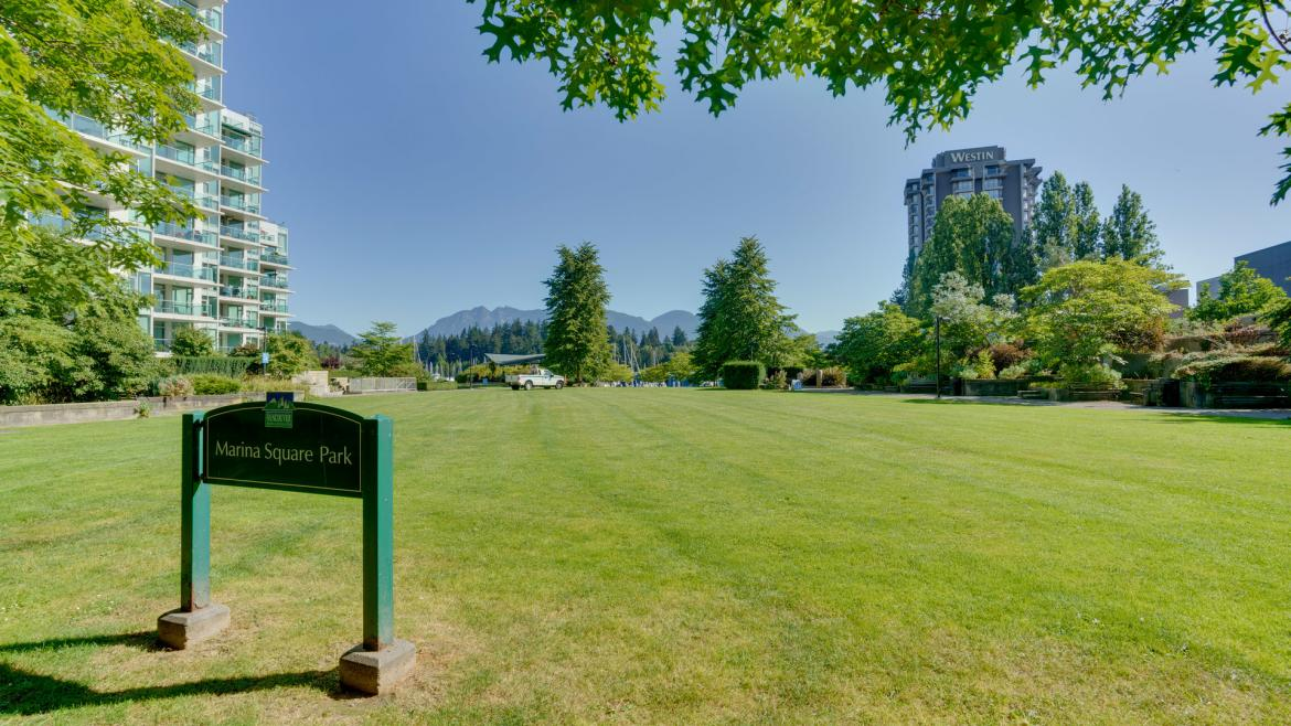 1303 - 1680 Bayshore Drive, Coal Harbour, Vancouver West 2