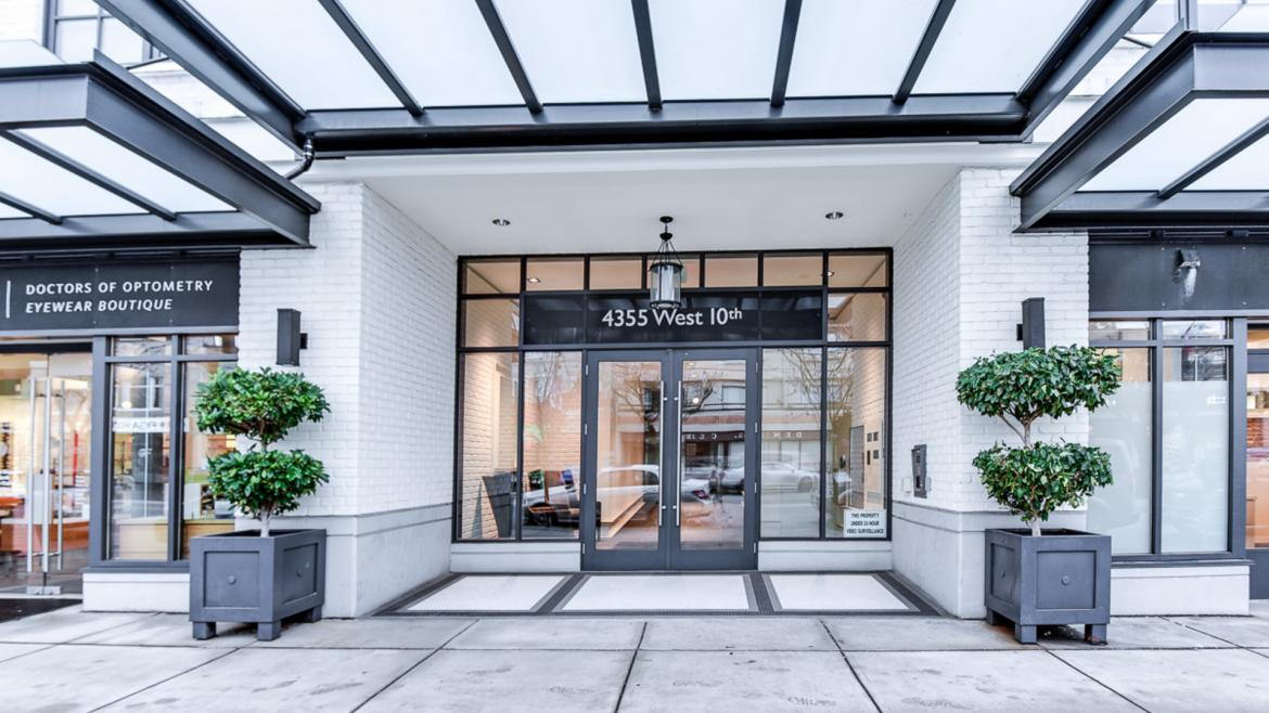 309 - 4355 W10th, Point Grey, Vancouver West